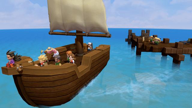 Dragon Quest Builders 2 Explorers Shores