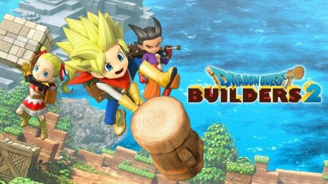 Dragon Quest Builders 2 Bathroom