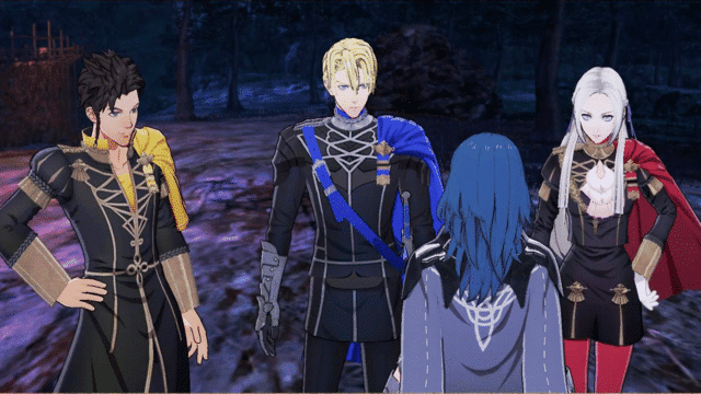 Fire Emblem: Three Houses Special Delivery