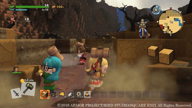 Dragon Quest Builders 2 Rooms
