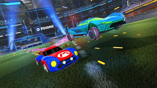 Rocket League Split Screen