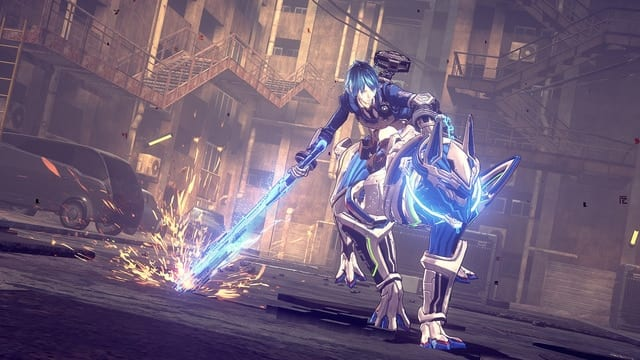 Astral Chain Japanese Audio
