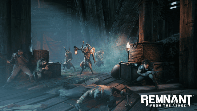 Remnant: From the Ashes Devastator