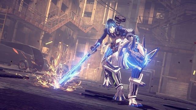 Astral Chain Best Legion