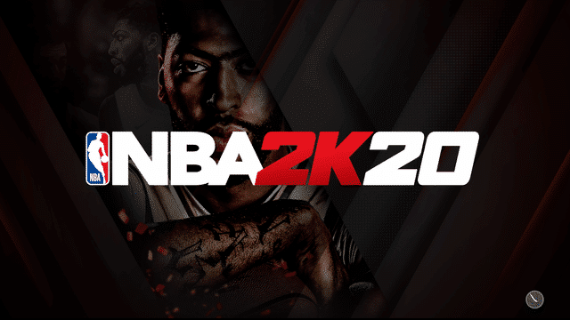 NBA 2K20 MyPlayer No Name
