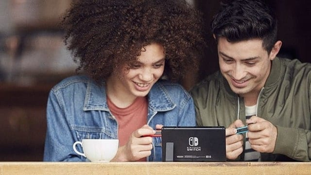 Nintendo Switch Gift Games