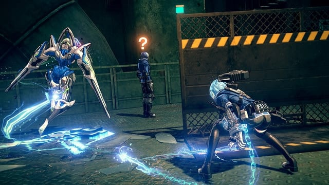 Astral Chain Sword Legion
