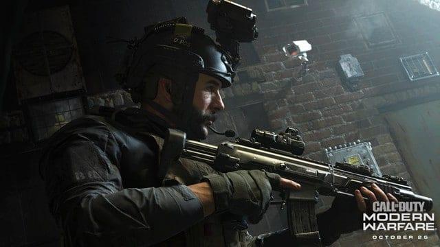 Modern Warfare Tunnel Rat