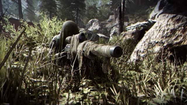 Modern Warfare Loud Footsteps