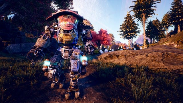 Outer Worlds Platforms