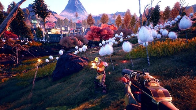 The Outer Worlds Cheat Engine