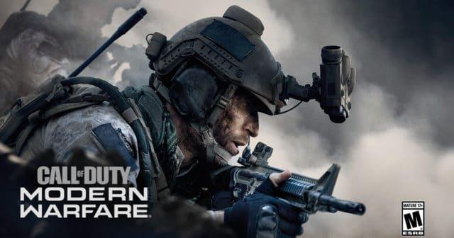 Modern Warfare DMR