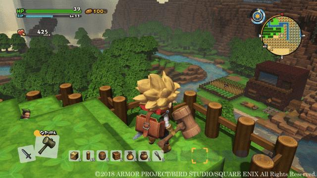 Dragon Quest Builders 2 Magic Pencil