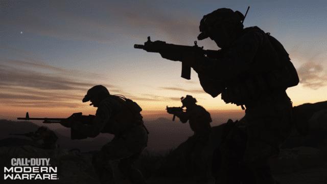 What is ADS in Modern Warfare