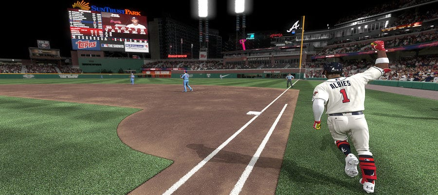MLB The Show 20 Guess Pitch