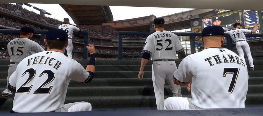 MLB The Show 20 Play with Friends