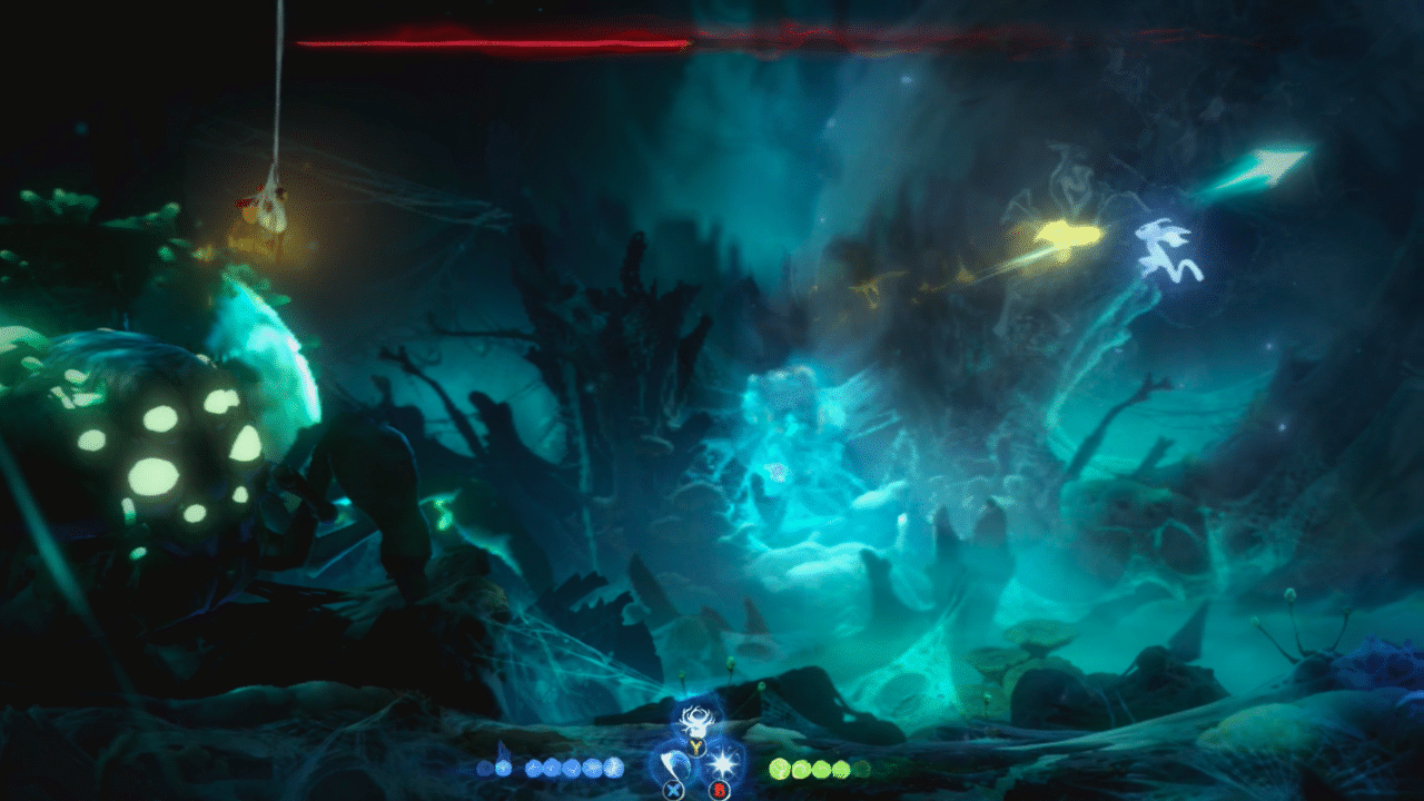 Ori and the Will of the Wisps Spider