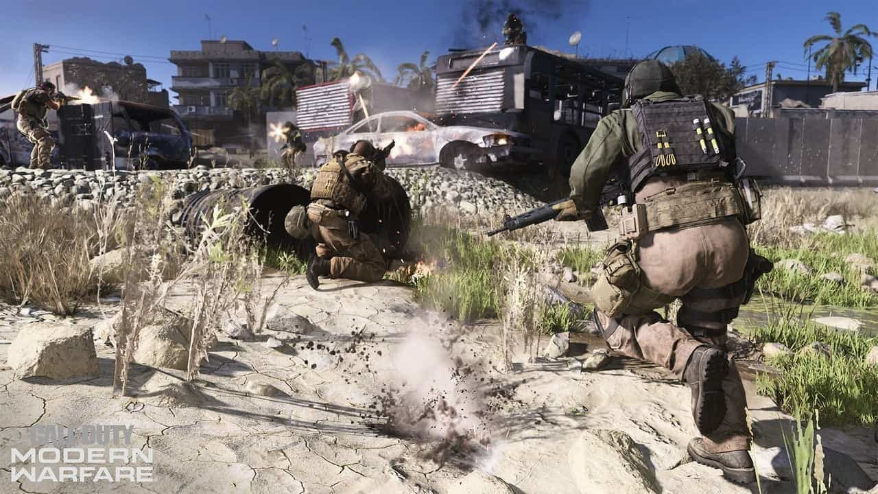 How to Get The Breakup in Modern Warfare