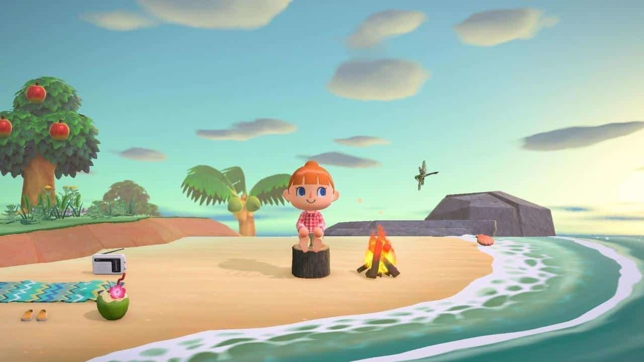 Animal Crossing New Horizons Rusted Parts