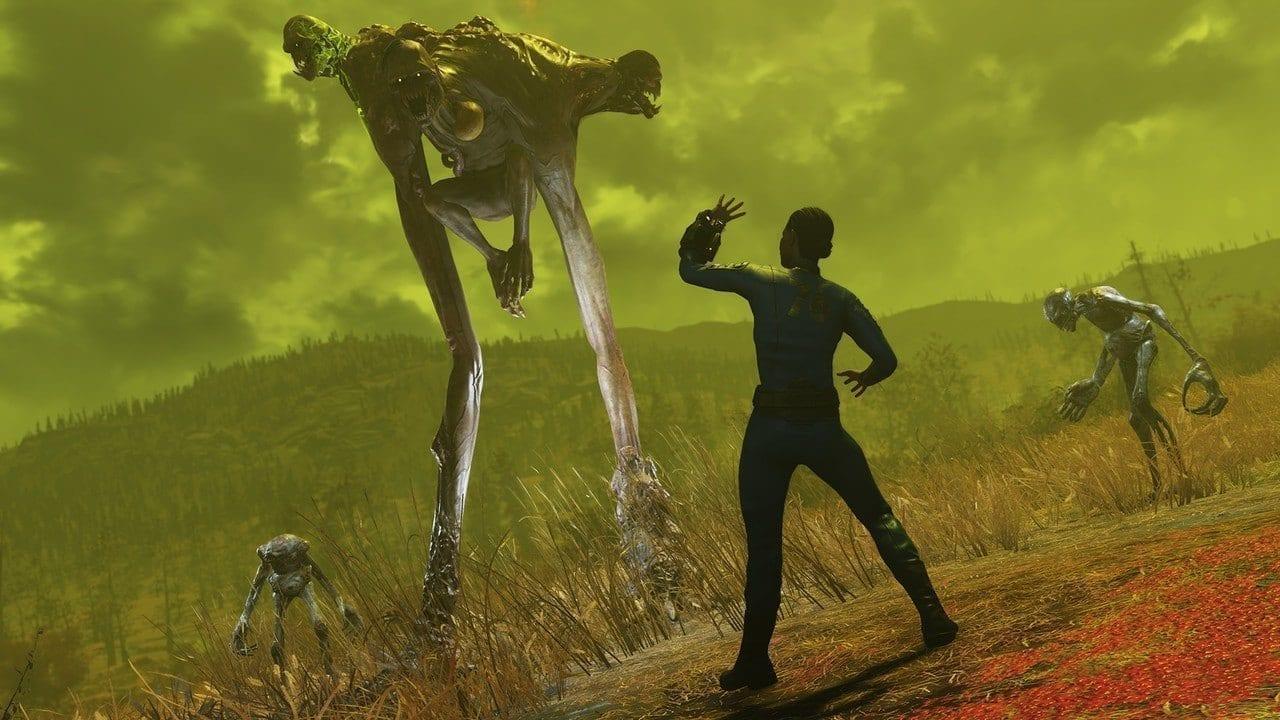 Fallout 76 Solar Armor