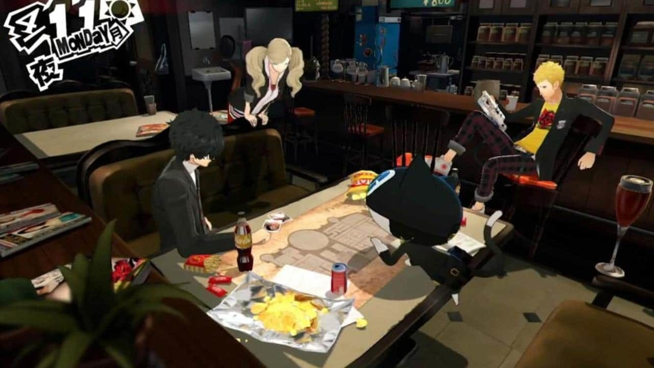 Persona 5 Royal Triple Seven