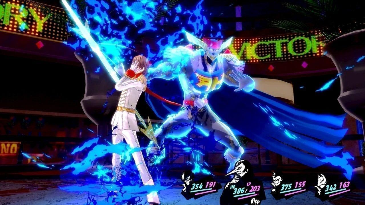 Persona 5 Royal Insta Kill