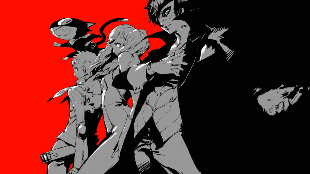 Persona 5 Royal Gallows Execution