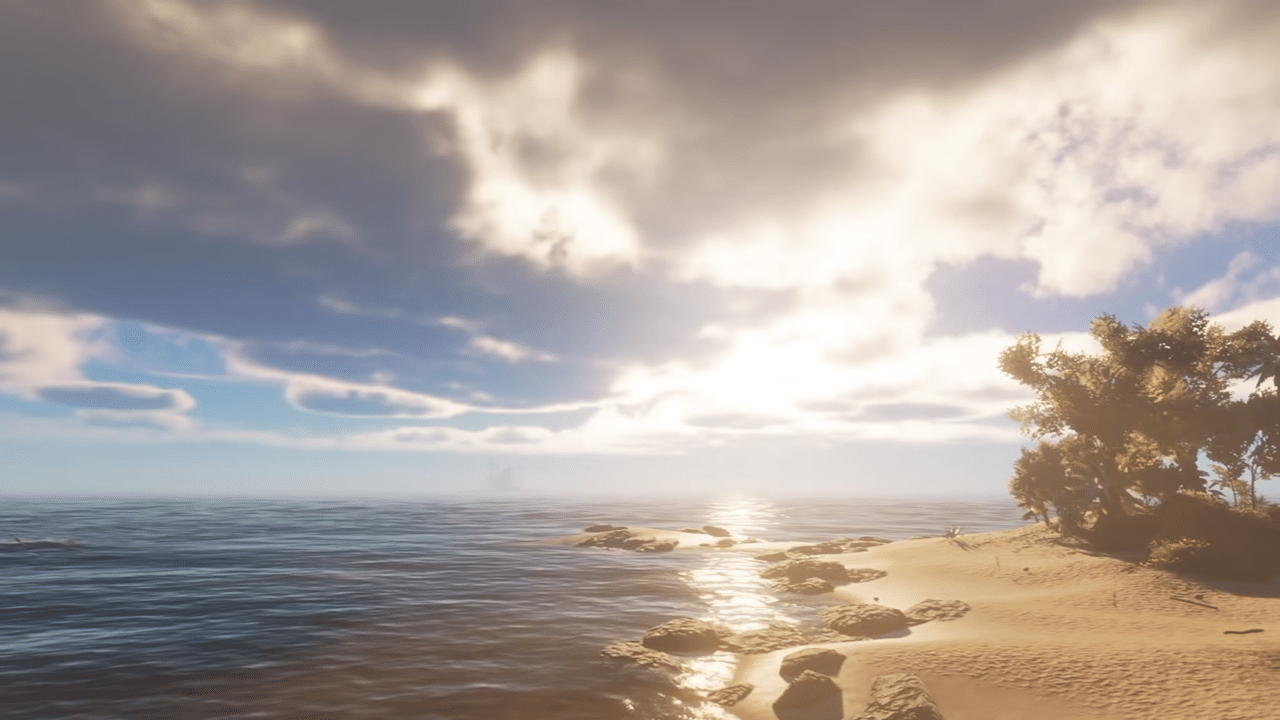 How to Build a Raft in Stranded Deep