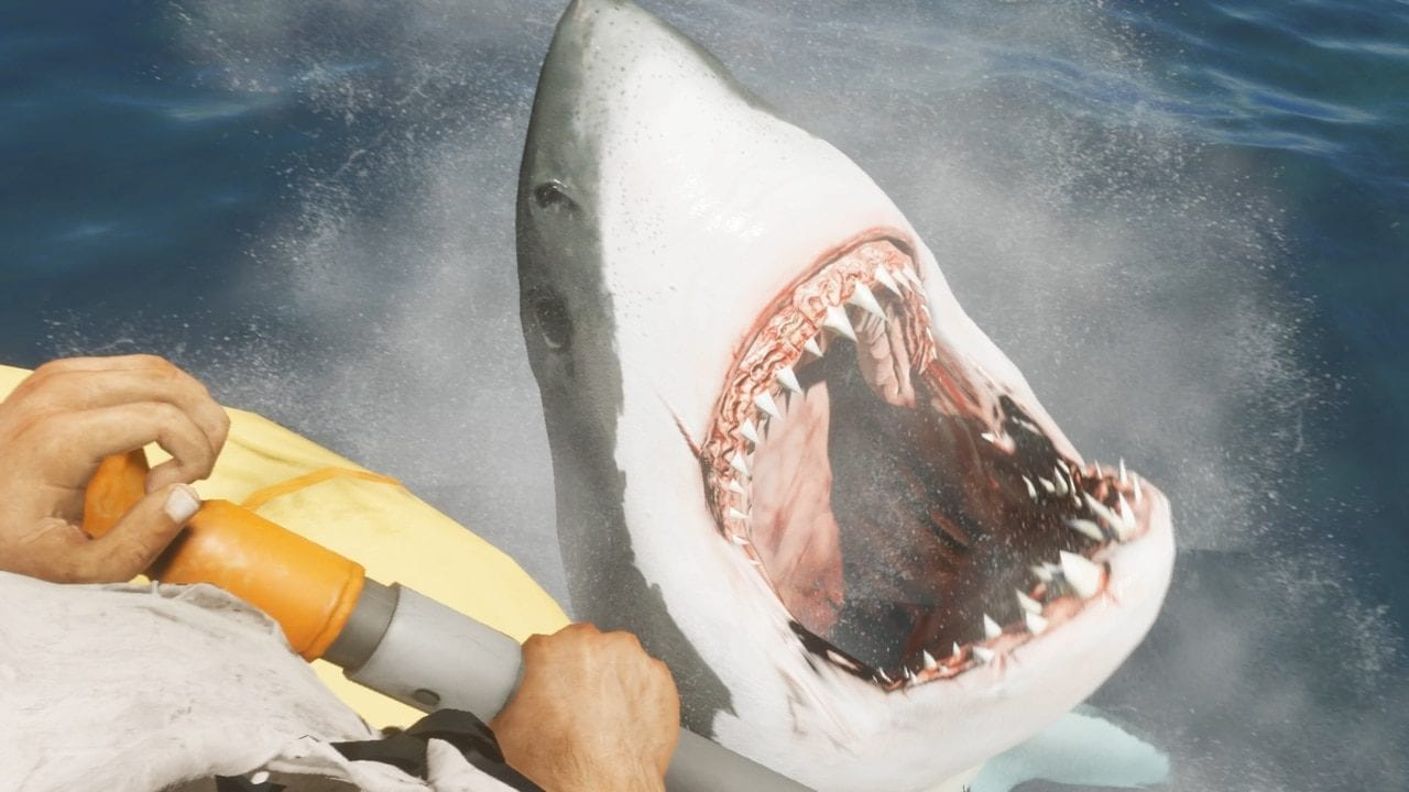 How to Kill a Shark in Stranded Deep