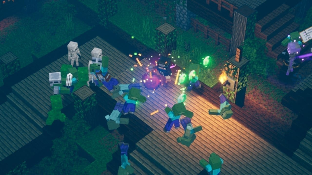 Minecraft Dungeons Diamond Sword