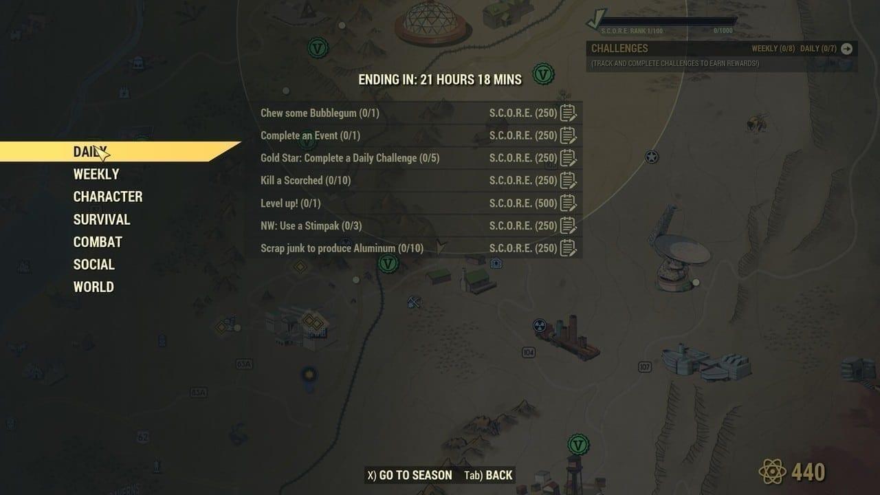Fallout 76 Ammo Converter