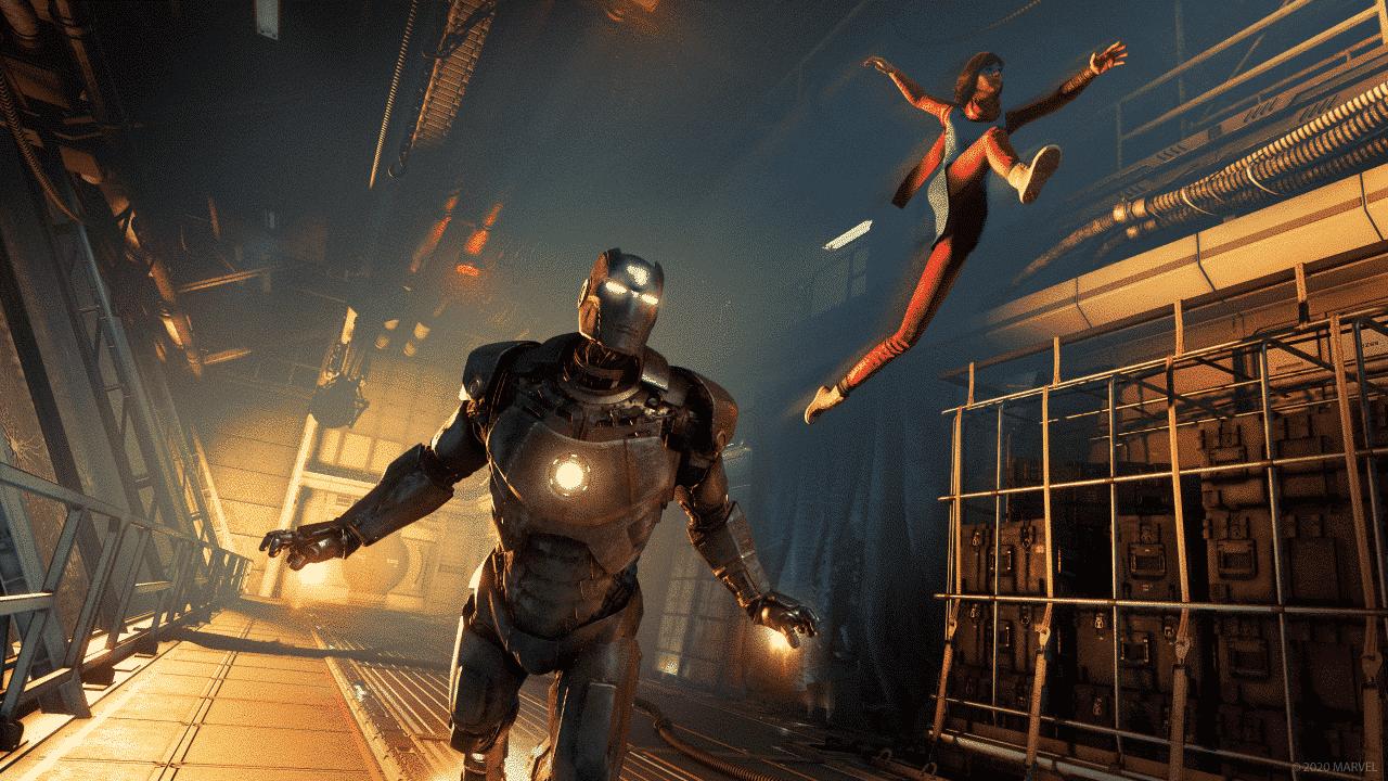 Marvel's Avengers Thor Gameplay