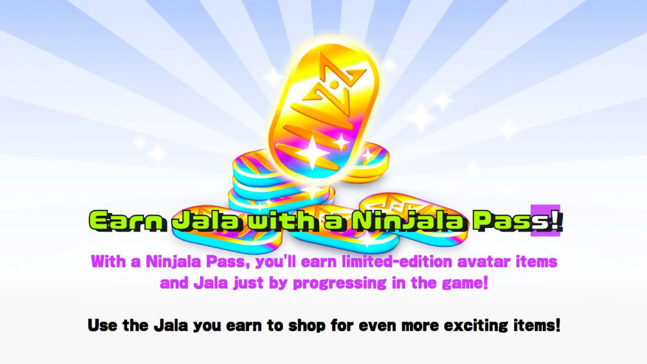 How to get jala ninjala