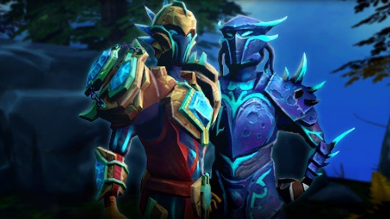 Runescape Tier 92 Armor
