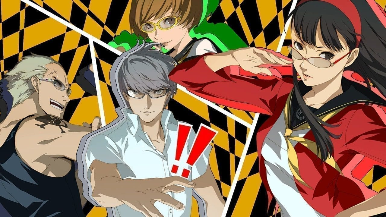 persona 4 golden best party members