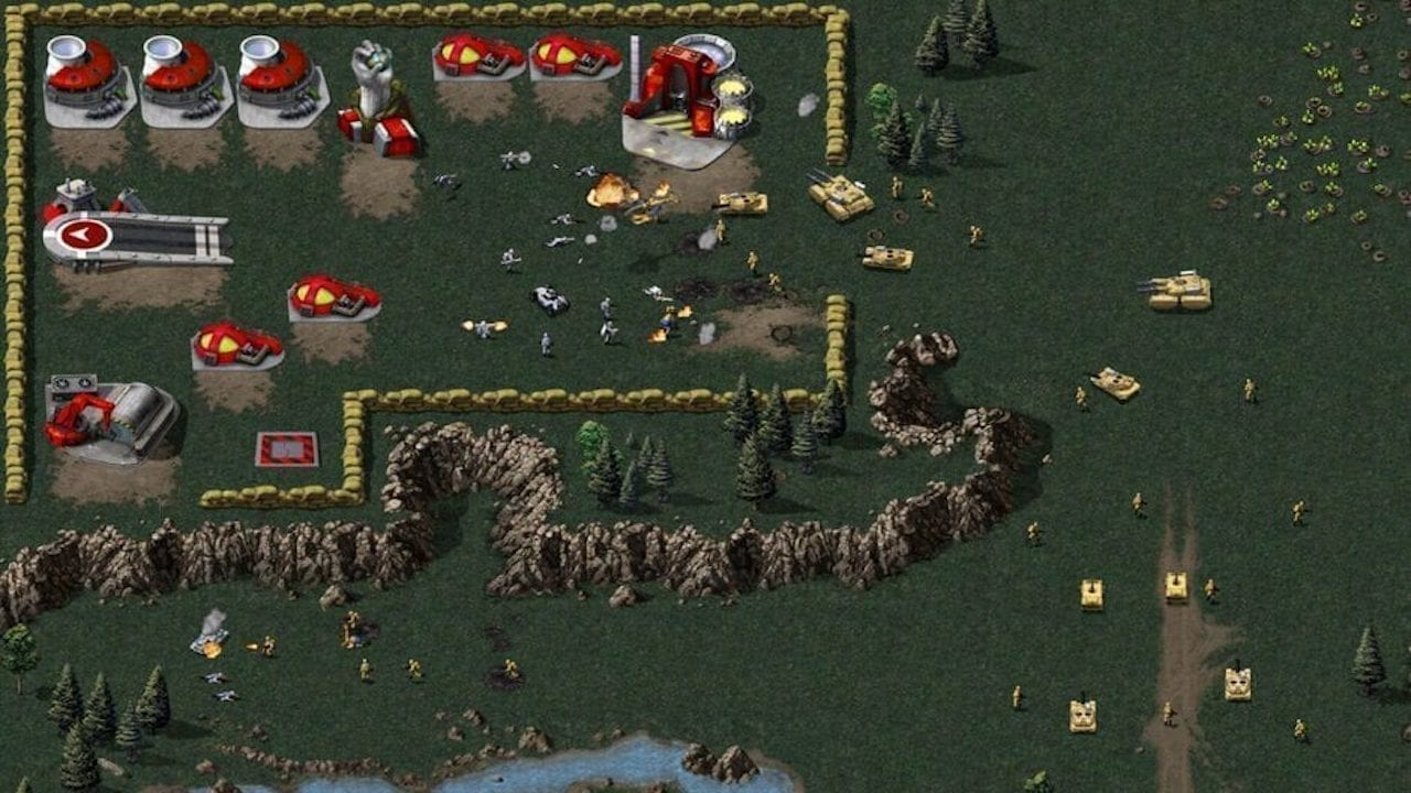 Command and Conquer Remastered How to Attack Move