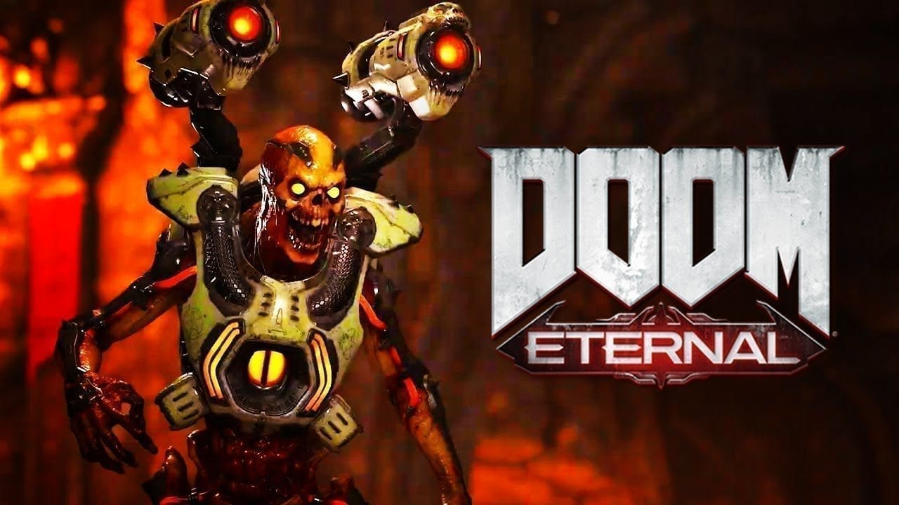 DOOM Eternal Hack to the Future II