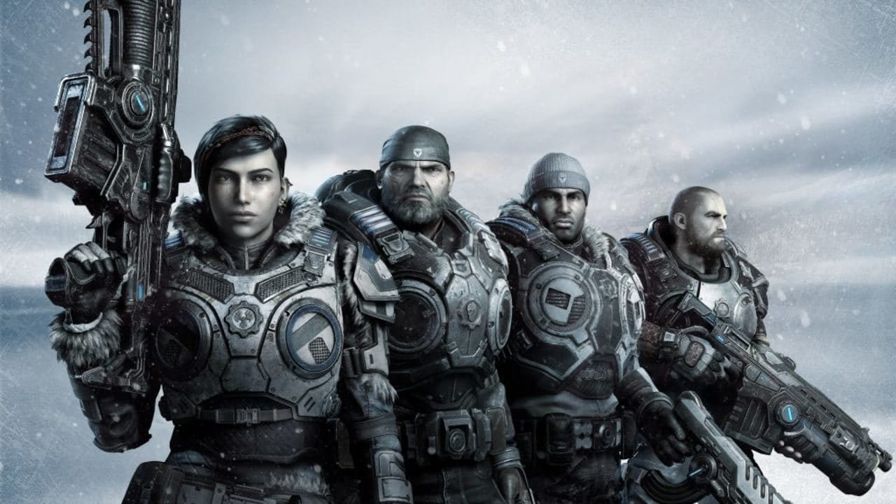 Gears 5 Brothers in Arms