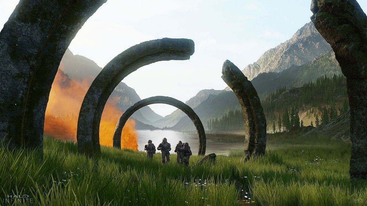 Halo Infinite Cross-Play