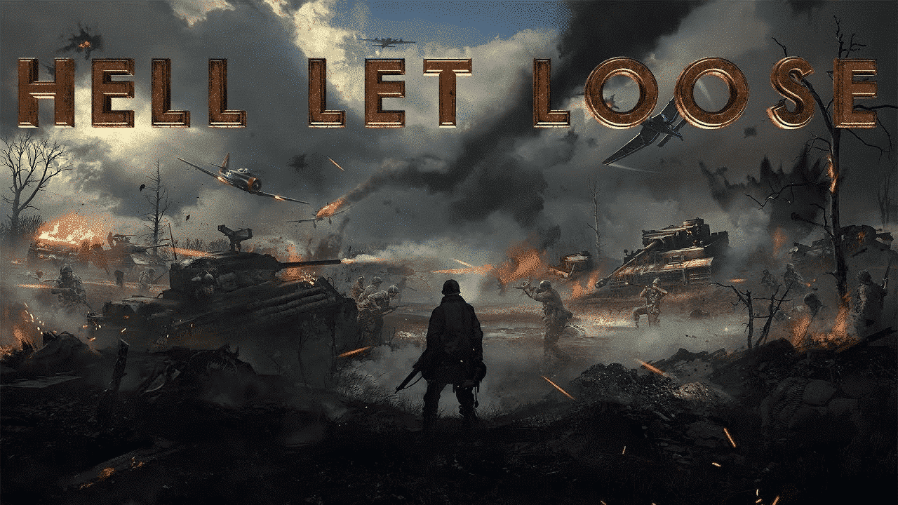 Hell Let Loose Carentan Map