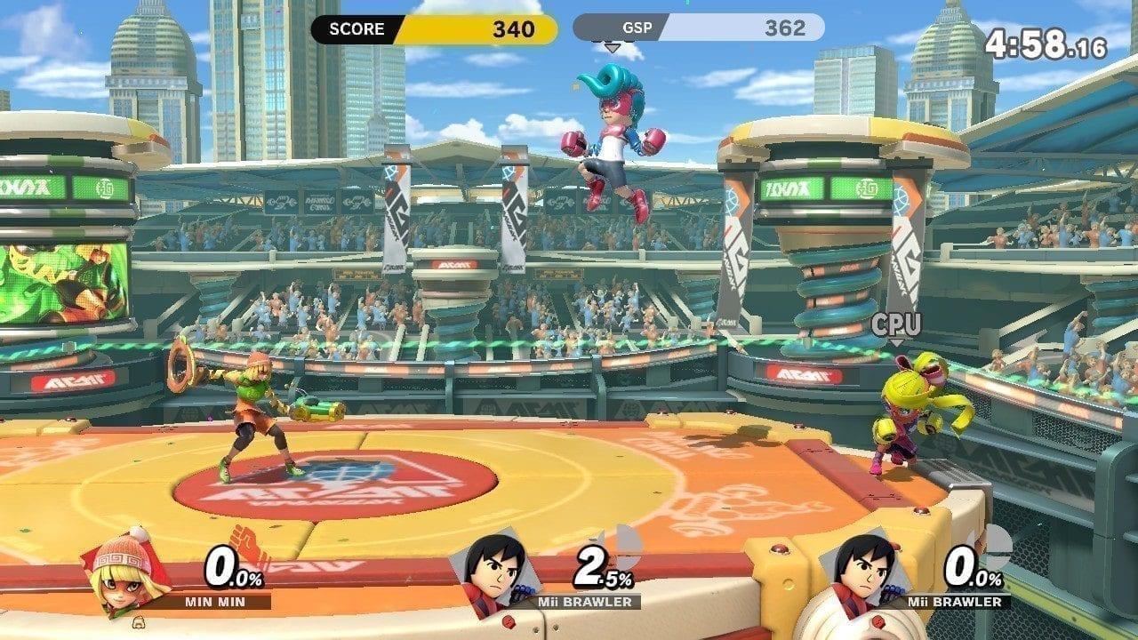 Super Smash Bros. Ultimate Min Min