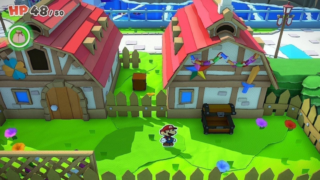 Toad Town Collectibles Locations