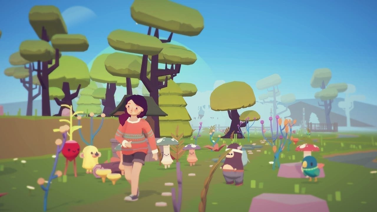 Ooblets Boregus Mushrooms