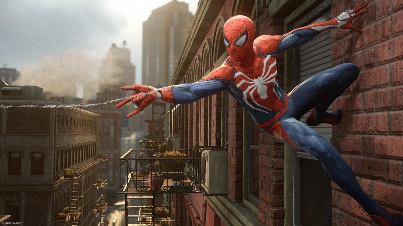 Marvel's Spider-Man PlayStation 5 Remaster