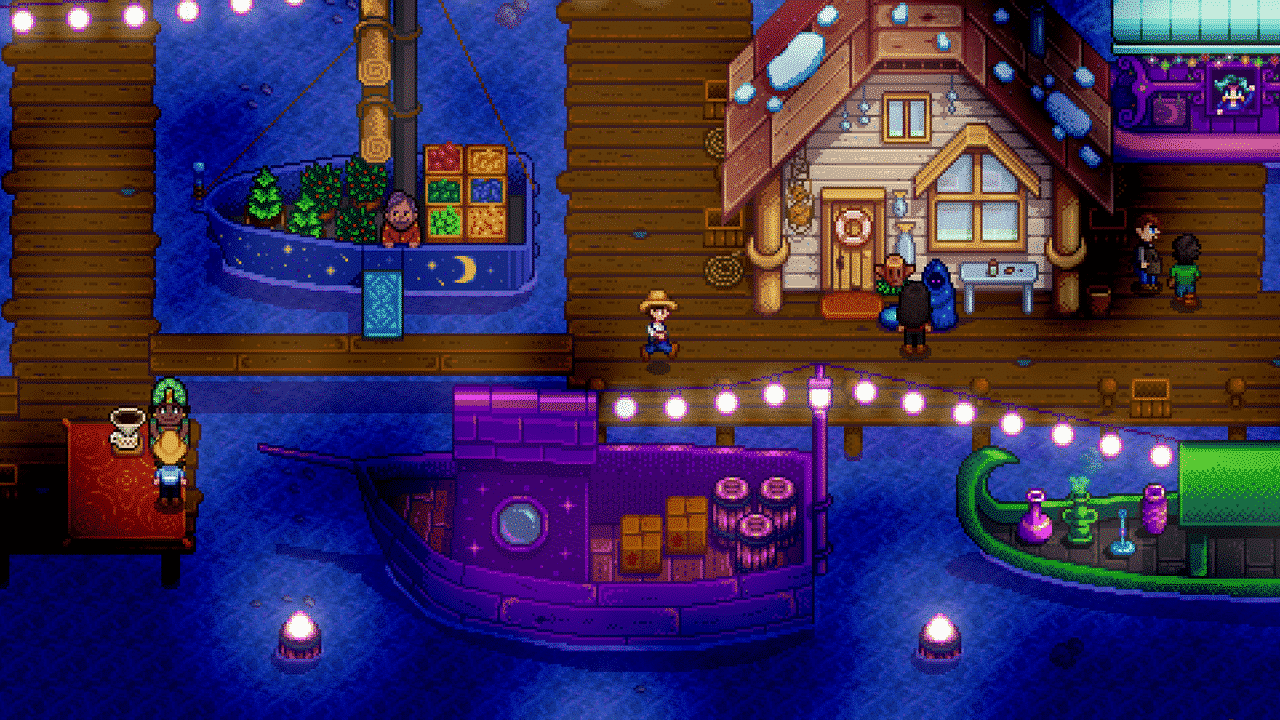 Stardew Valley Largemouth Bass