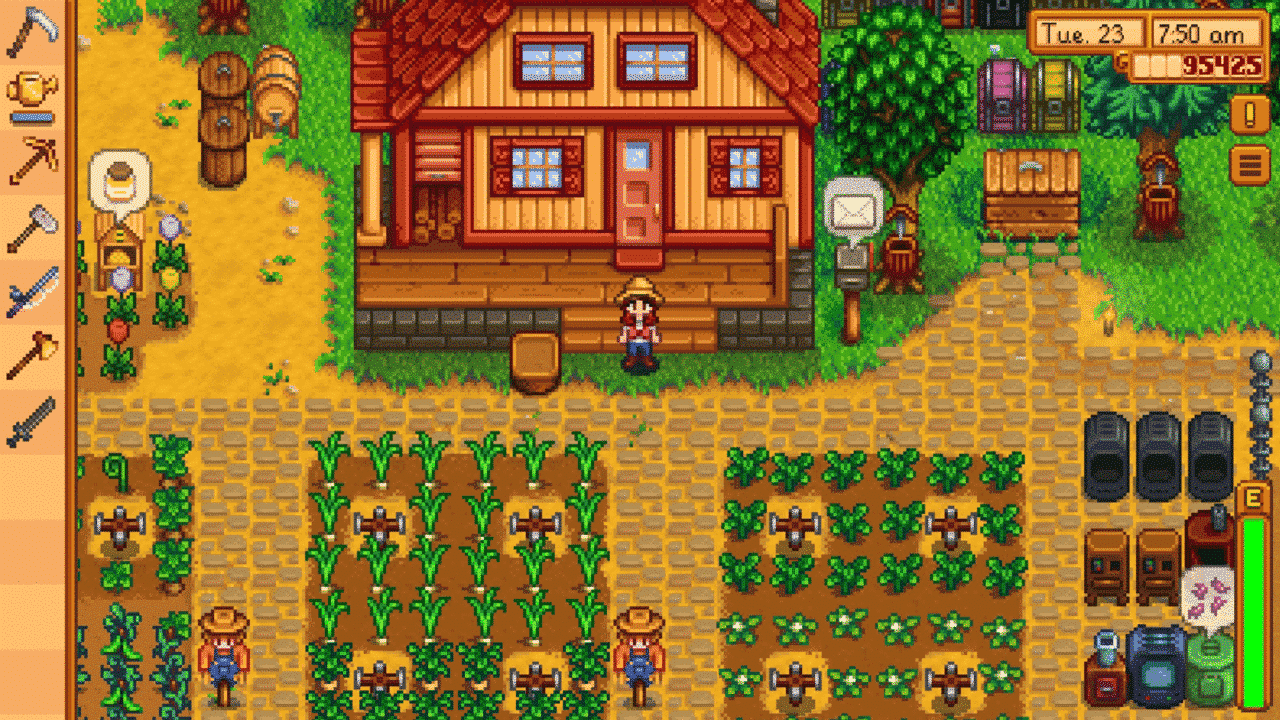 Stardew Valley Secret Notes