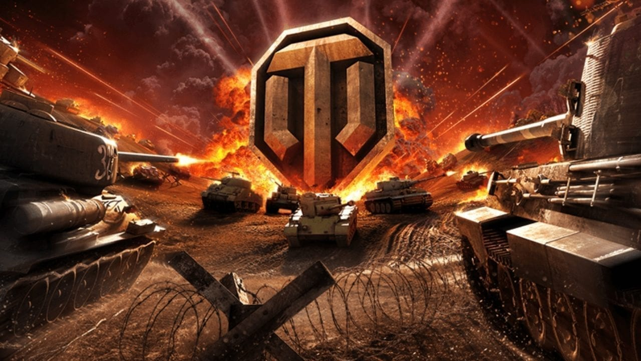 World of Tanks Anniversary Campaign