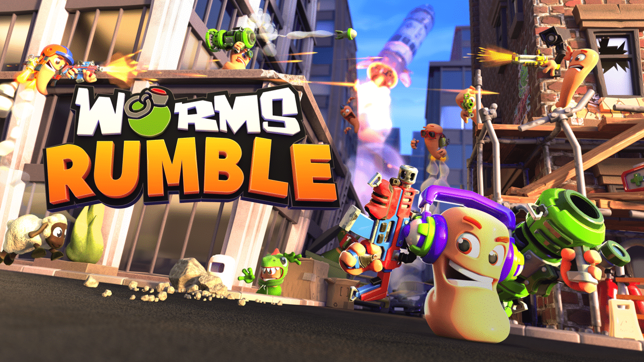 worms rumble announced by team17