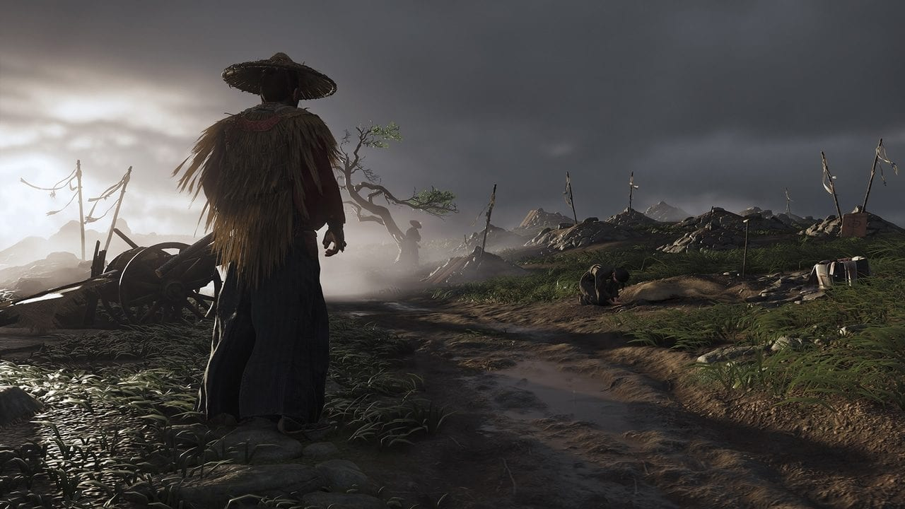 Ghost of TsushimaIron Farms