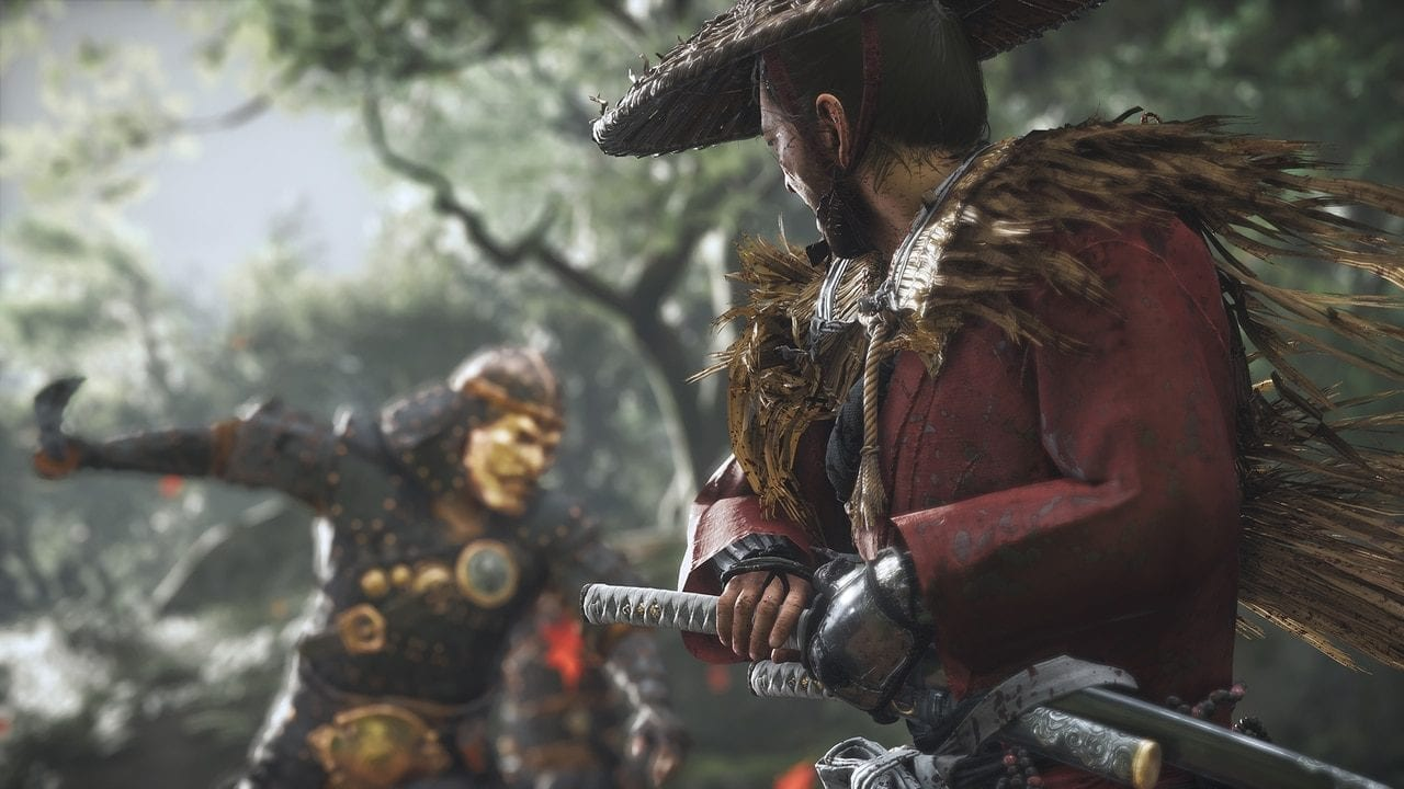Ghost of Tsushima Horse Death
